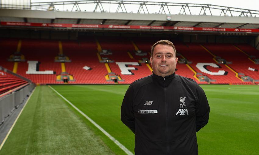 Rob Fairfield, Open Goals Lead Coach