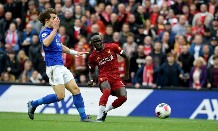Liverpool boss Klopp: Leicester will end season in top four