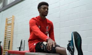 Abdi Sharif Liverpool FC