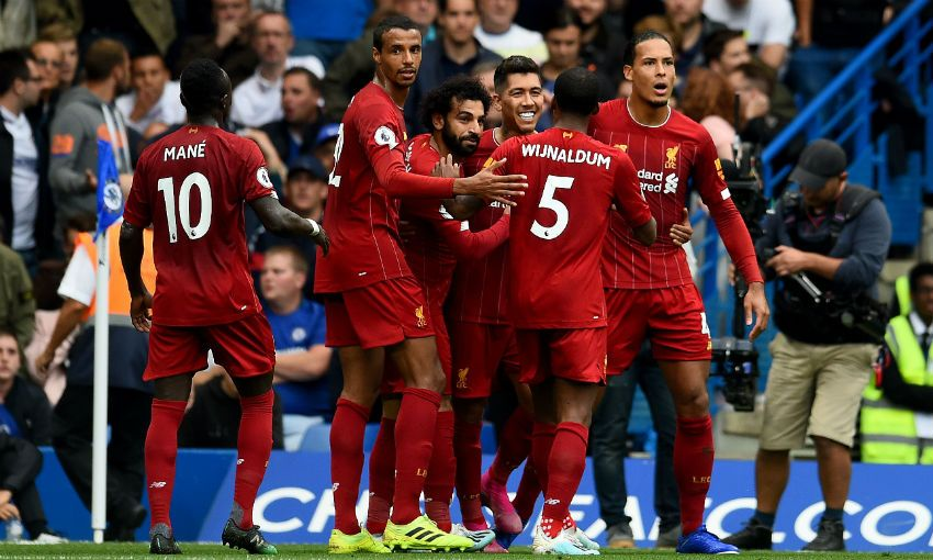 Match report: Relentless Reds roll on with victory at Chelsea