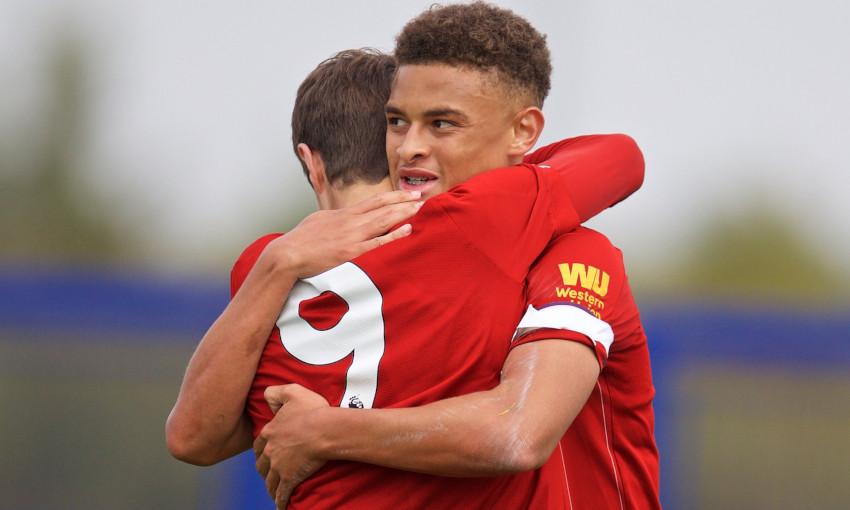 Everton U18s v Liverpool U18s - October 5, 2019