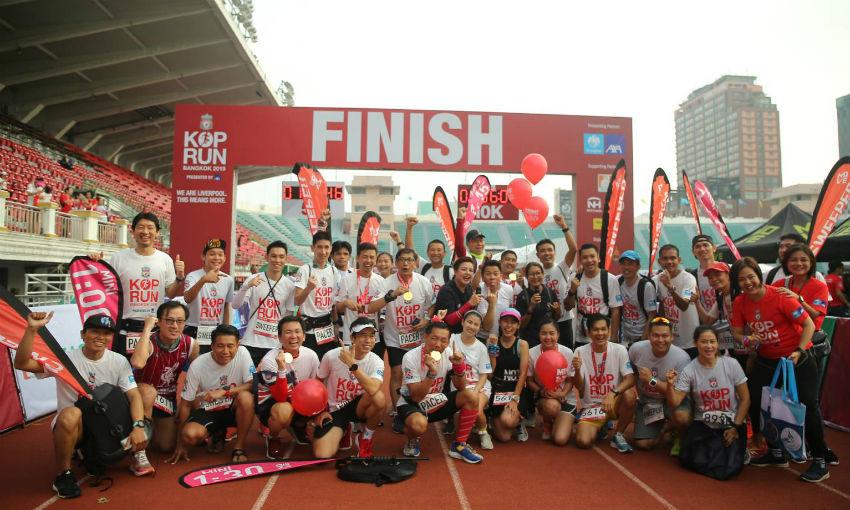 Bangkok Kop Run 2019