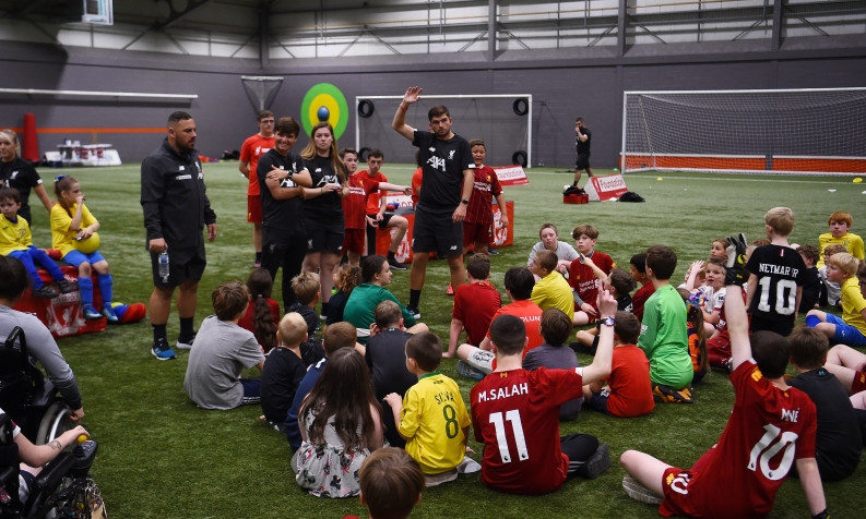 Reds nominated for Community Club of the Year