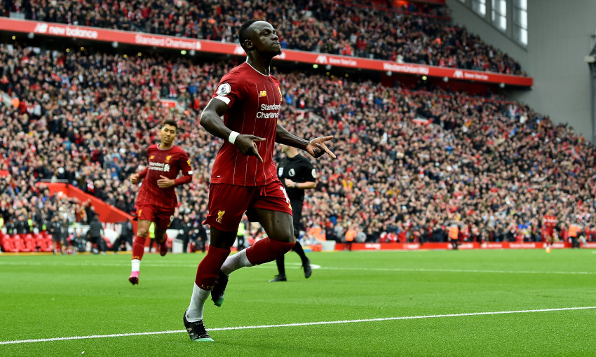 The stats that reveal Sadio Mane's latest step up