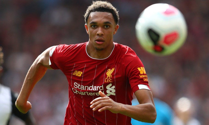 Trent Alexander-Arnold: Setbacks made us a better side