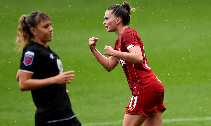 Liverpool FC Women v Bristol City - October 13, 2019