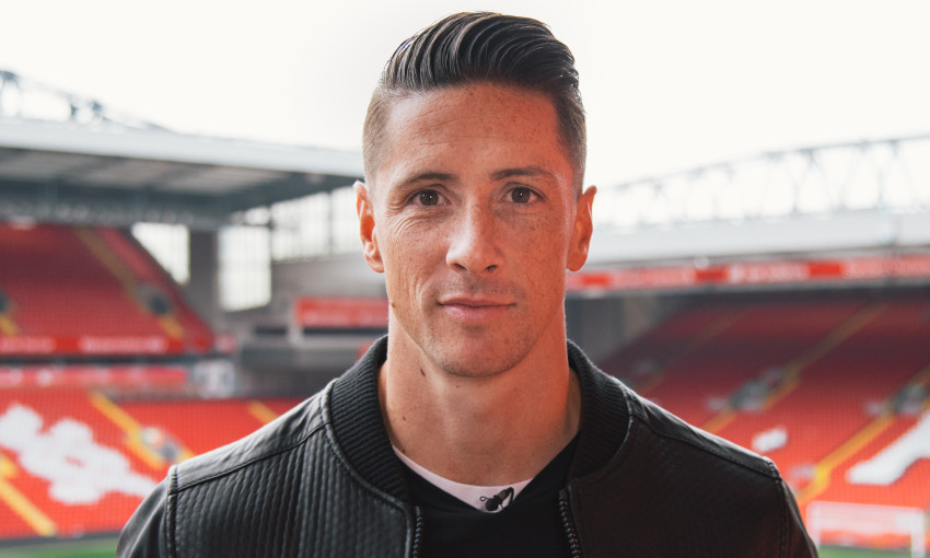 Fernando Torres Interview I M Proud To Say I Ll Always Support Liverpool Liverpool Fc