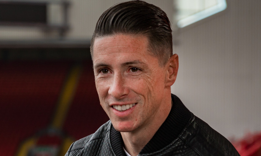 Fernando Torres: I'm so happy to be coming back to Anfield ...