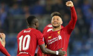 Genk v Liverpool