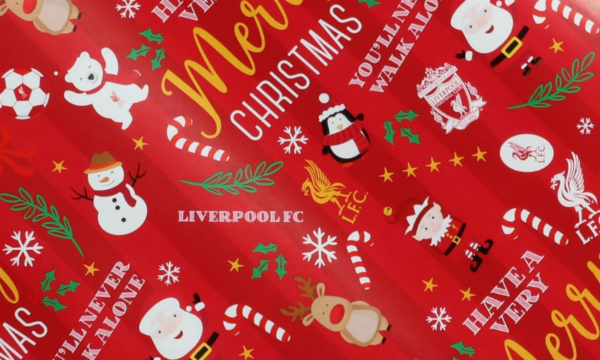 Start The Festive Season With Lfc Retail S Christmas Collection Liverpool Fc