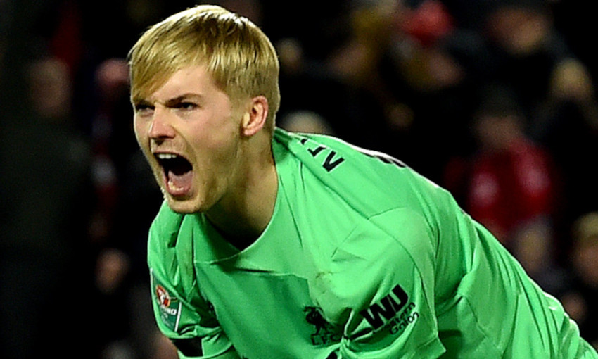 'Caoimhin is a top-class 'keeper - we were all delighted for him'