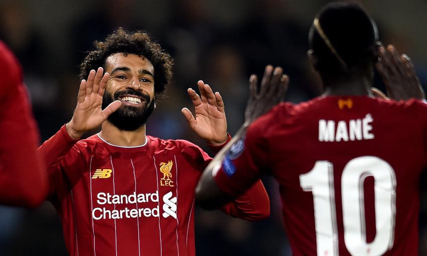 Pre Genk Stats Mo Salah Could Emulate Steven Gerrard Goal
