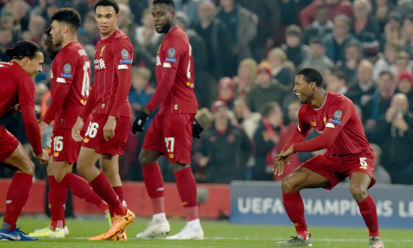 Liverpool v Genk