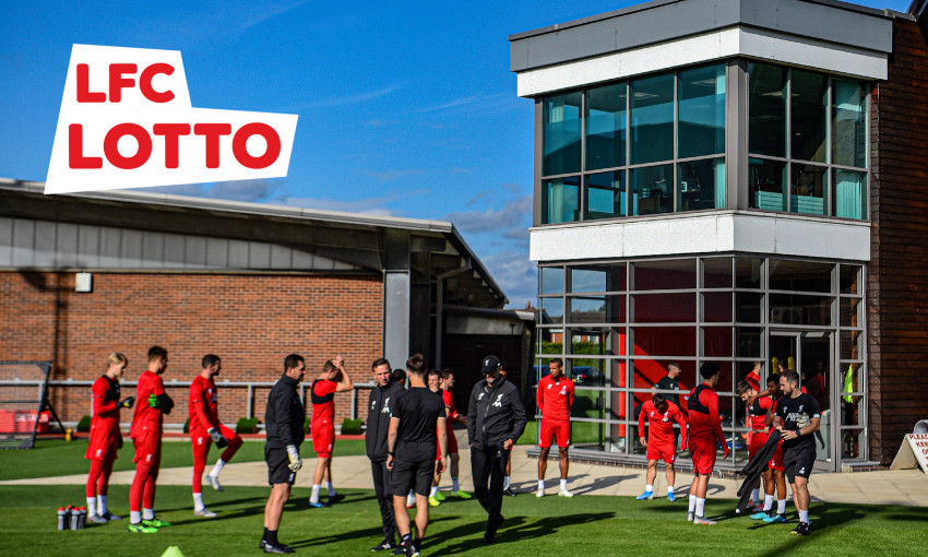 Subscribe to LFC Lotto for a chance to meet the first team
