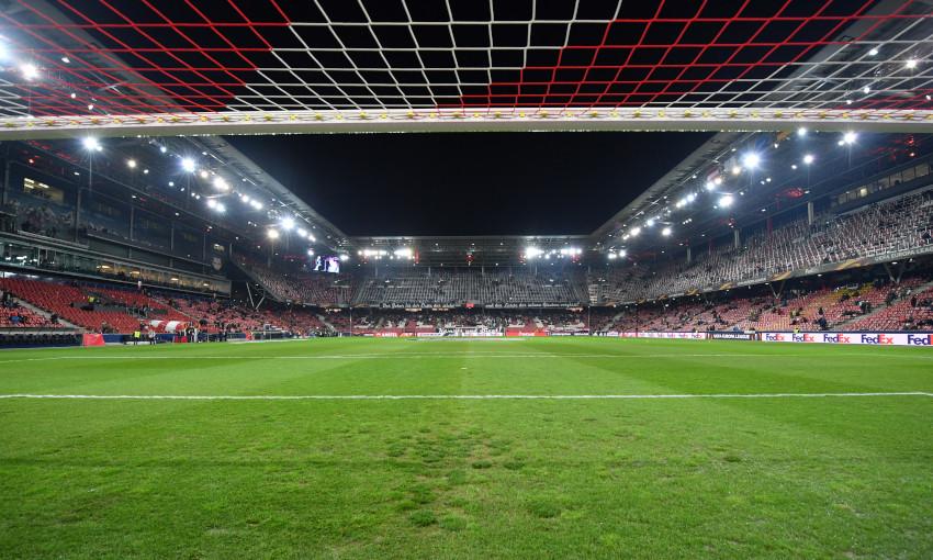General view of Stadion Salzburg