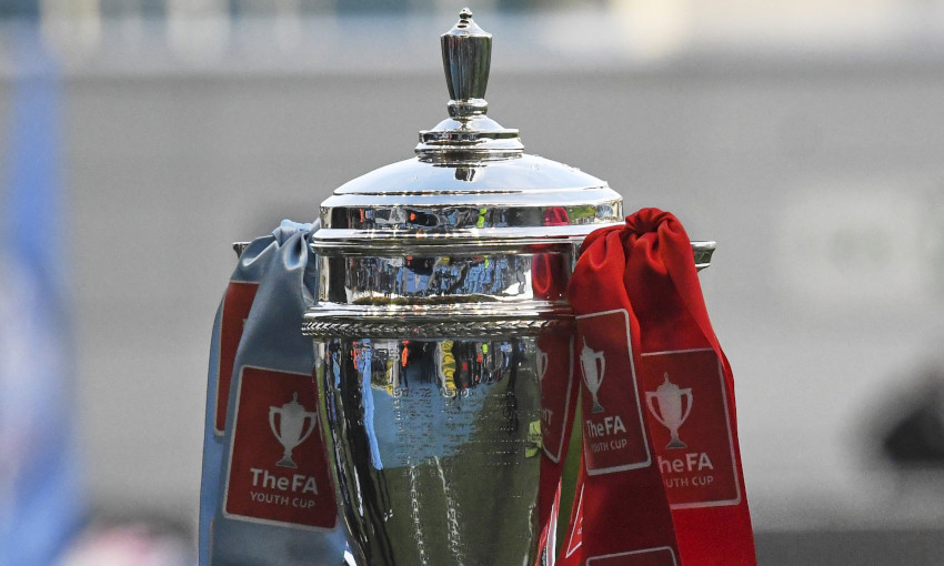 FA Youth Cup trophy