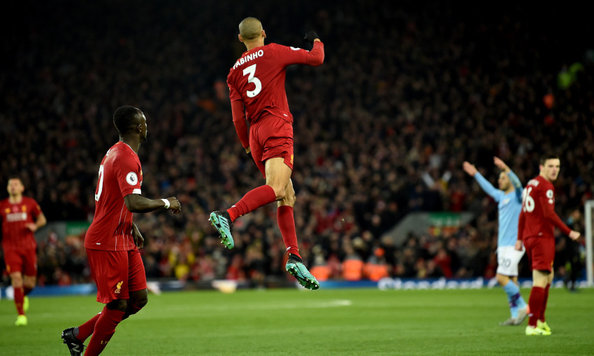 Liverpool 3-1 Manchester City: Five talking points
