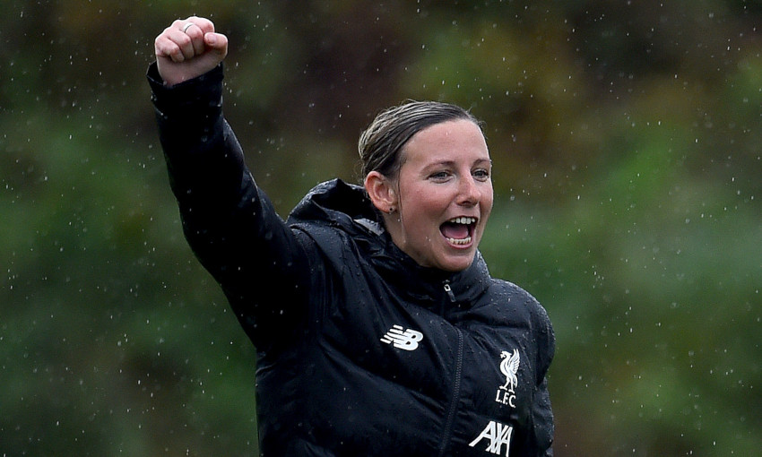 Vicky Jepson column: 'Let's embrace this Anfield experience'