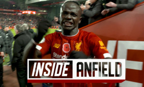 Inside Anfield: Liverpool 3-1 Manchester City