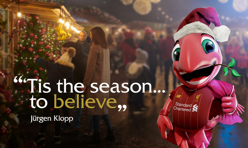 LFC Official Membership Christmas party competition