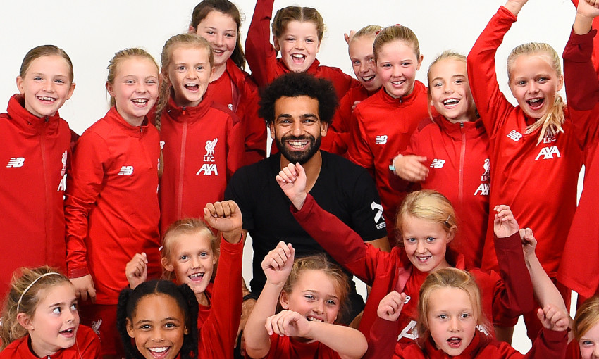 Watch: Mo Salah answers Difficult Questions on Kop Kids