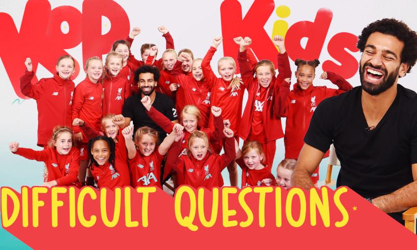 Mohamed Salah - Kop Kids