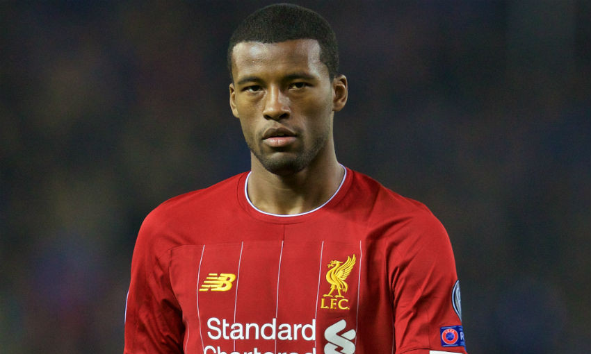 Gini Wijnaldum on the Club World Cup: 'We want to make history'