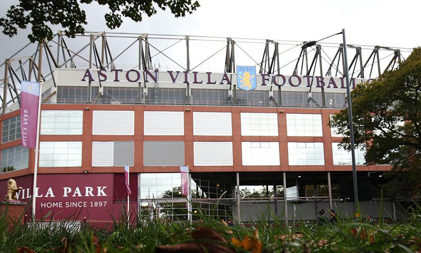 Aston Villa v Liverpool: Ticket sales notice