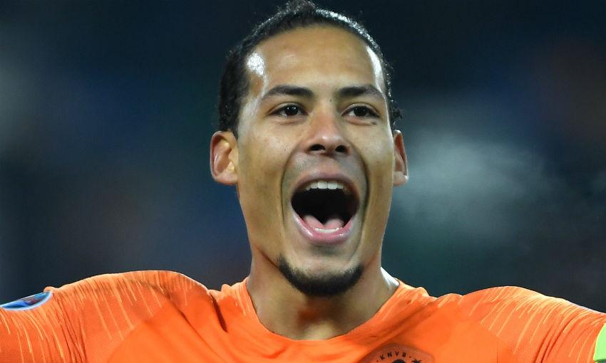 Internationals: Van Dijk captains Dutch to Euro 2020 qualification