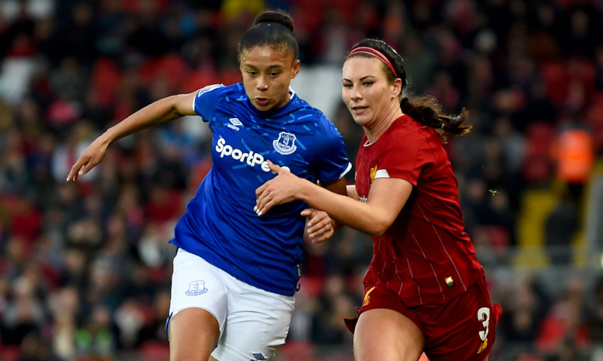 Everton V Liverpool Fc Women Postponed For Safety Reasons Liverpool Fc