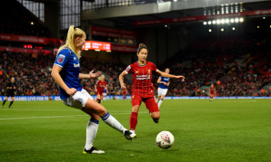 Liverpool FC Women v Everton at Anfield