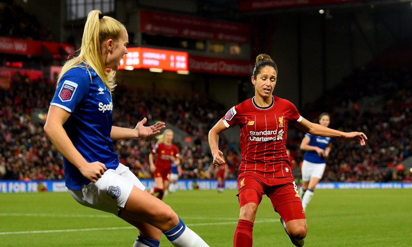Match report: LFC Women edged out in Merseyside derby at Anfield