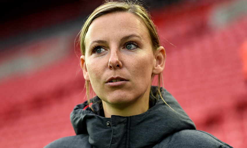 Vicky Jepson: Why I was proud of my players at Anfield