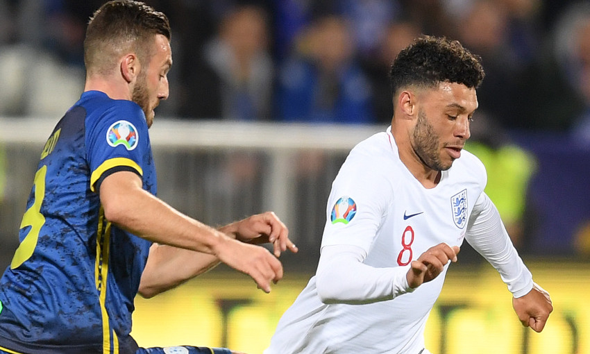 Internationals: Ox claims assist as five Reds feature