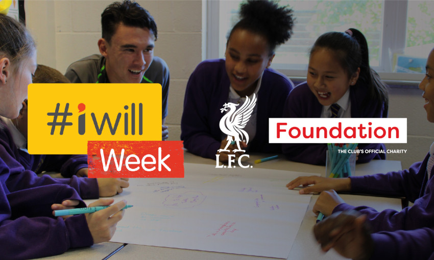 #iwill - LFC Foundation