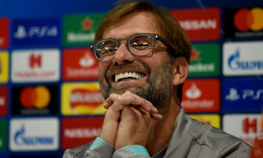 Jürgen Klopp, Liverpool FC