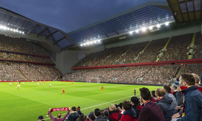 LFC update on proposed expansion of Anfield Road stand - Liverpool FC