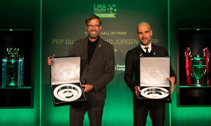 Jürgen Klopp - LMA Hall of Fame