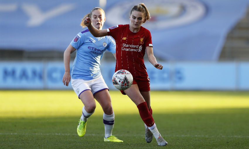 Manchester City Women v Liverpool FC Women