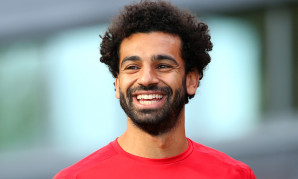 Mohamed Salah at Melwood