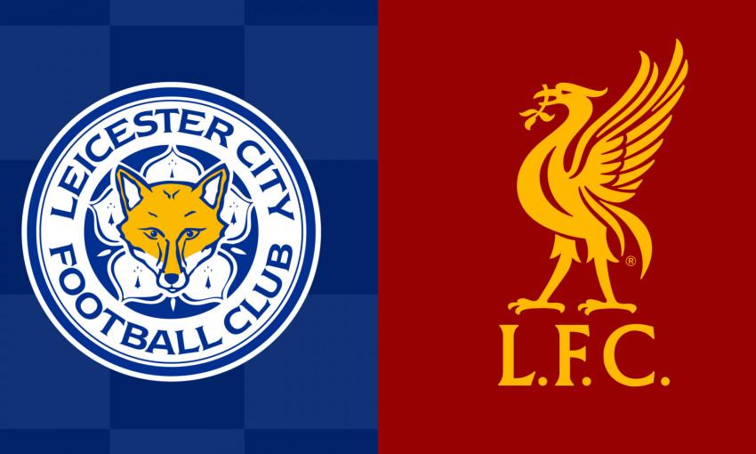 Hasil gambar untuk leicester vs liverpool logo