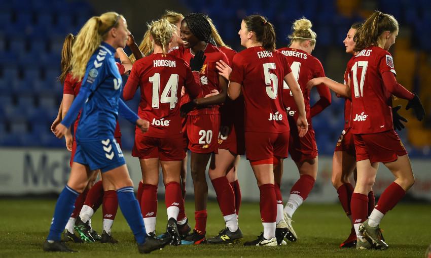Liverpool FC Women v Durham