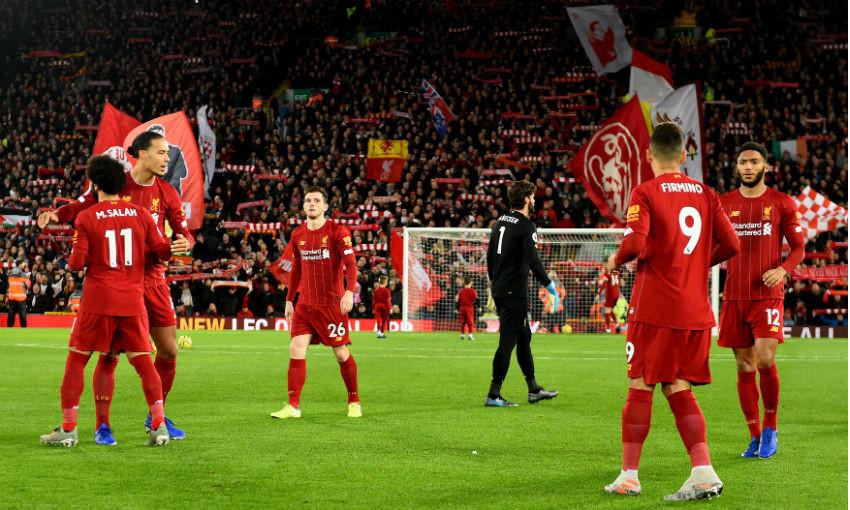 Manu Liverpool Live