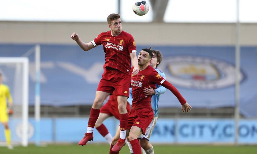 Manchester City v Liverpool U23s