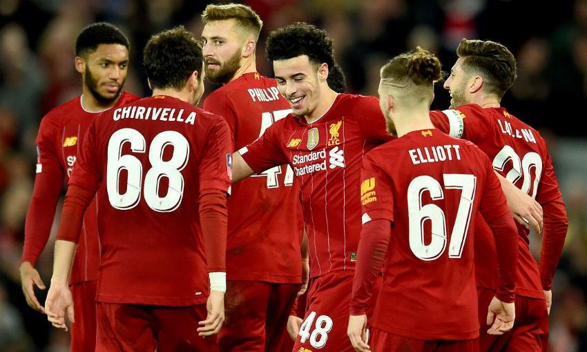 Liverpool v Everton, FA Cup