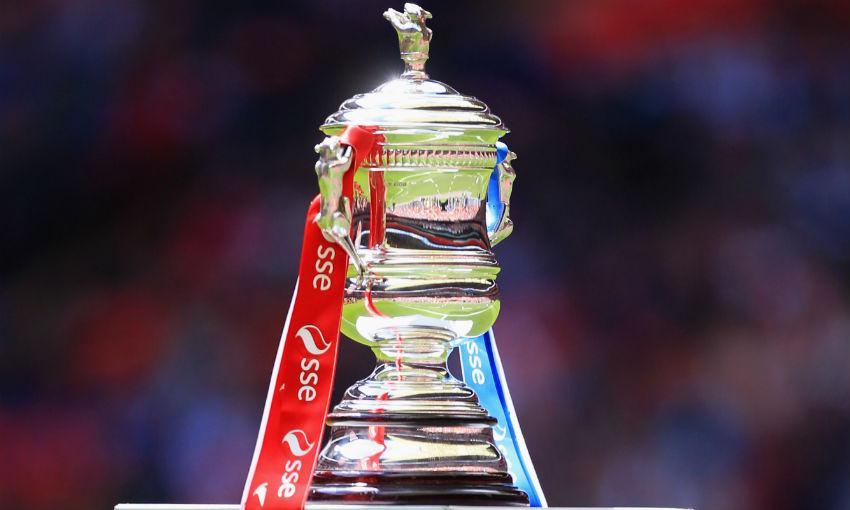 Women's FA Cup trophy