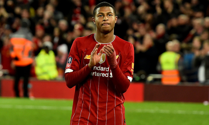 Image result for rhian brewster swansea