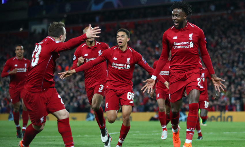 Watch: 100 of Liverpool's best goals of the decade