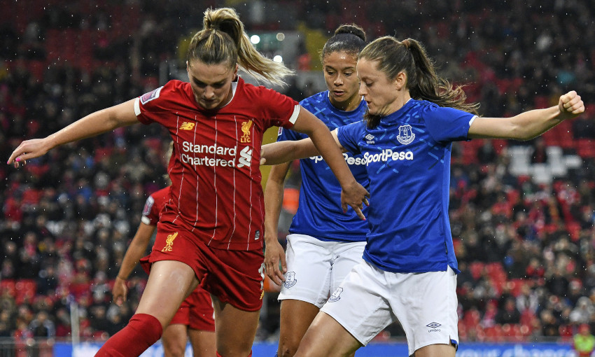 Liverpool Fc Women To Face Everton At Goodison Park Liverpool Fc