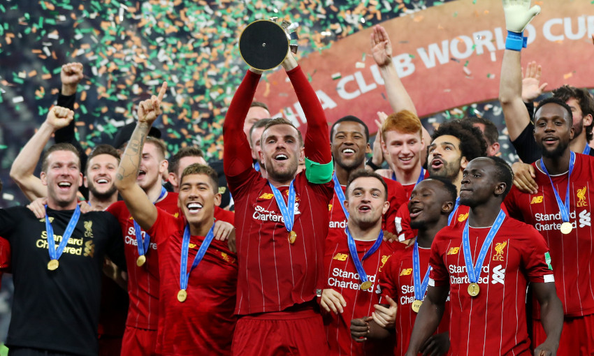 Reds lift FIFA Club World Cup